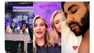 Baixar Andressa Suita no Teleton 2018 + Gusttavo Lima Shows lotados.