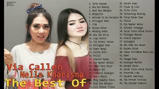 The Best Of Via Vallen & Nella Kharisma - Pilihan Terbaik Terbaik