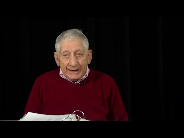 History of CHS Thanksgiving Football Rivalry with George Simonian