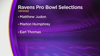 12 Ravens Named To Pro Bowl Team, Ties NFL Record
