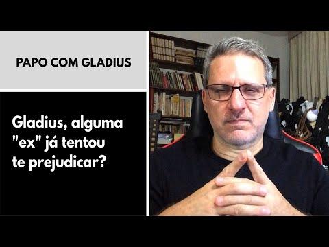 """116/05 - Gladius, alguma """"ex"""" já tentou te prejudicar?"""