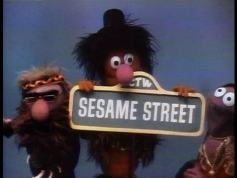 Sesame Street  Episode 8 1969