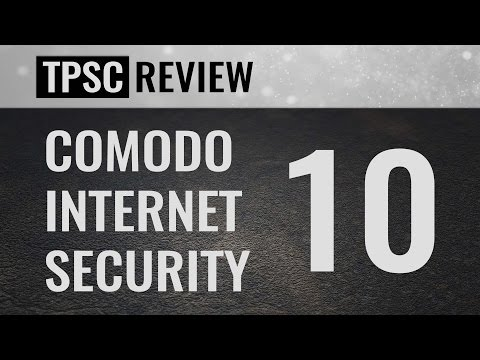 Comodo Internet Security 10 Review