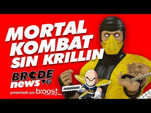 MORTAL KOMBAT sin KRILLIN thumbnail