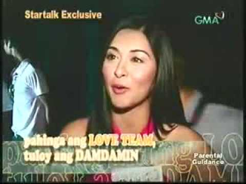 Marian Rivera & Dingdong Dantes Sweet Exchange