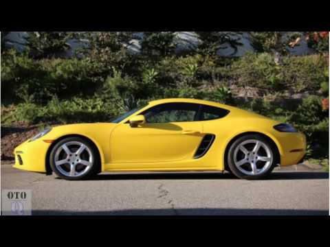 2018 porsche cayman gt4 rs exterior and interior concept. Black Bedroom Furniture Sets. Home Design Ideas