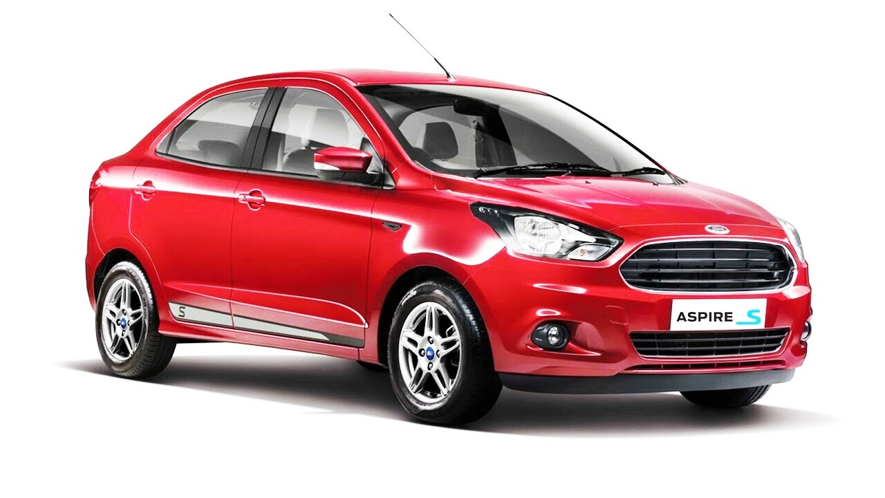 Ford Aspire Sports Edition Launched L Specification Price Review
