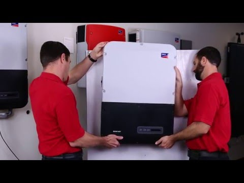 Tech Tip: Installing the Sunny Boy 5.0-US/6.0-US