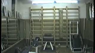Тренажерный зал Ленинград 1987 Г. Зобач