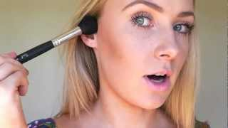 CONTOURING & HIGHLIGHTING for beginners!
