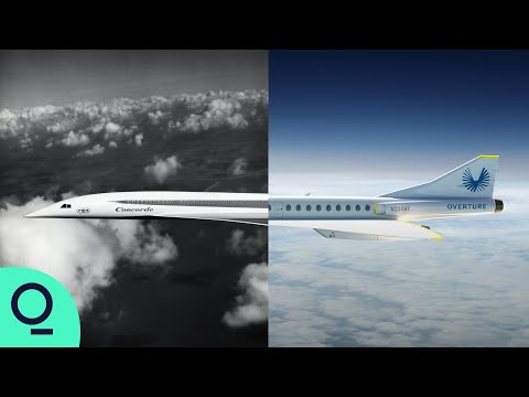 Why Supersonic Jets Are Making a Comeback