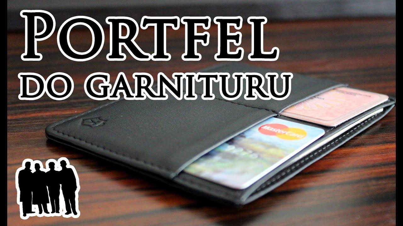 0367854b6a70c Portfel do garnituru - Czas Gentlemanów - YouTube