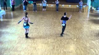 Clarissa Schneider-Wirsching & Mandy Schieke @ German World of Dance 2012