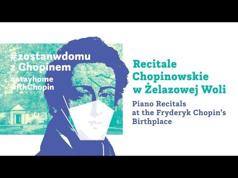 Sunday Chopin Recitals in Żelazowa Wola | Aleksandra Świgut
