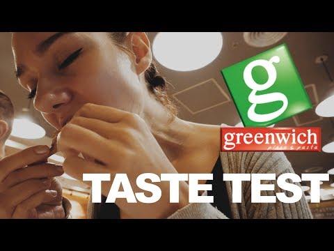I'M BACK! & GREENWICH TASTE TEST | PHILIPPINES