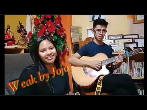 """""""WEAK"""" by Jojo Cover- Andrea & Jemuel Mp3"""