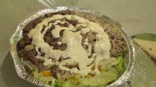 What is the White Sauce? The Halal Guys