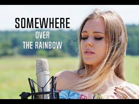 Somewhere over the rainbow - in style of Ariana Grande (Marta Słociak-Wiszniewska)