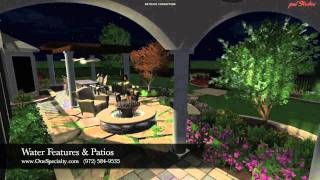 Outdoor Kitchen Designs Park Cities