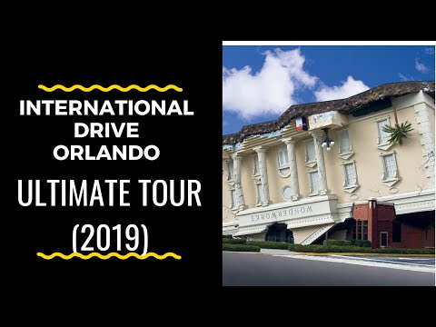 International Drive Orlando Tour ULTIMATE (2019)