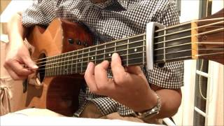 My Living Sacrifice (献上活祭) - Fingerstyle Guitar Hymn tab Mp3