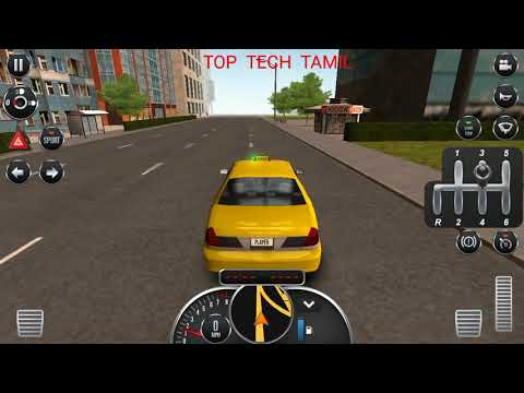 BEST CAR GEAR GAME | TOP TECH TAMIL