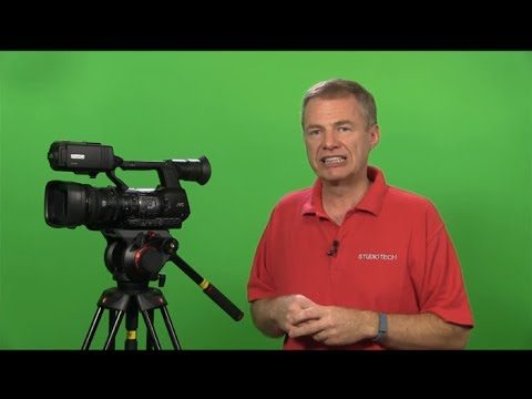 StudioTech 96 - The JVC GY-HM650 Video camera: Shoot, Stream and FTP it!