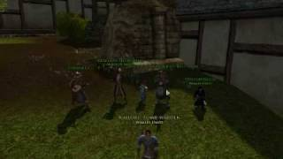 Safety dance Lotro