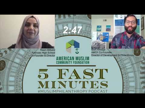 5 Fast Minutes with Averroes High School