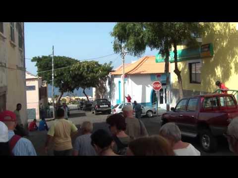 Cape Verde with Crimzon