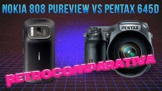 ¡Un móvil de 40 MP contra una cámara de formato medio! La comparativa que ya hicimos en 2012