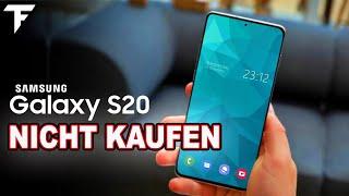 Samsung Galaxy S20 NICHT KAUFEN | TechFloyd