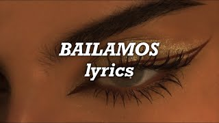 Enrique Iglesias - Bailamos (Lyrics)