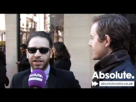Chase & Status interview at the Q Awards 2010