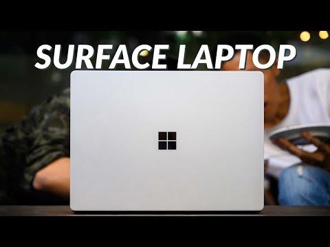 Trên Tay Microsoft Surface Laptop: Chiếc Macbook Air Chạy Windows Và Không Có Cổng USB-C