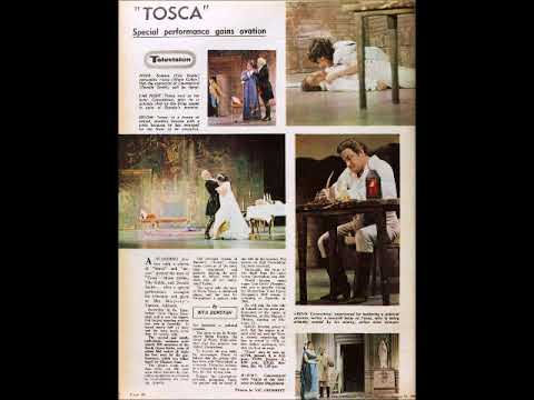 Tosca Australia 1968 (Marie Collier, Donald Smith, Tito Gobbi - Cillario)