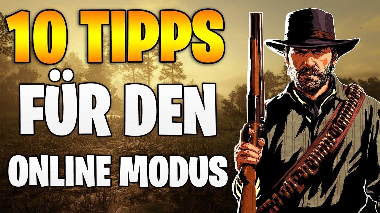 10 Tipps zur Online Beta von Red Dead Redemption 2 - Das MÜSST Ihr vor dem Start wissen