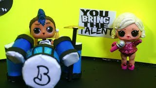 LOL SURPRISE DOLLS Talent Show