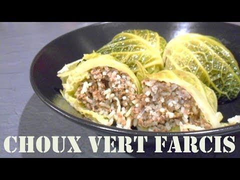 choux-vert-farcis-au-bœuf