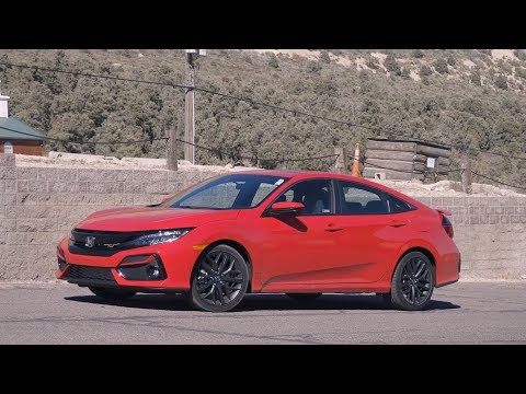 2020 Honda Civic Si Review — Cars.com