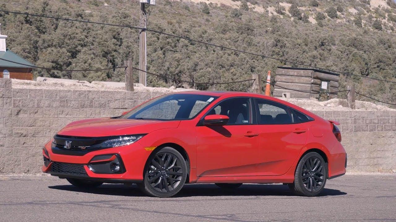 2020 Honda Civic Si Review Cars Com