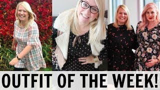 AUTUMN/FALL OUTFIT OF THE WEEK!