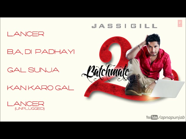 Jassi Gill Batchmate 2 Full Songs (Official) Jukebox | NEW PUNJABI ALBUM Travel Video