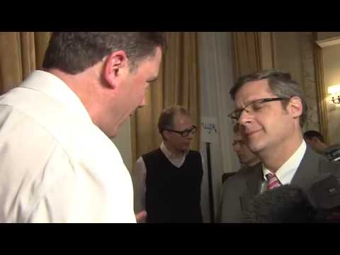 "Jim Boulden, of CNN Tests the Sonim XP2 Spirit ""Nearly"" Unbreakable Phone"