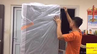 Tủ Lạnh Hitachi R-F51M1-XS  Nội Địa Nhật Mặt Gương 505L Với 6 Cánh Cửa