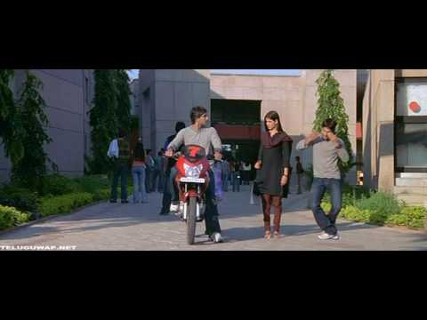 Egire mabbulalona Telugu video song- happy movie,Allu Arjun, Genelia