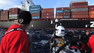 Telefonica creuse l'écart... Etape 1, Jour 19 - Volvo Ocean Race 2011-2012