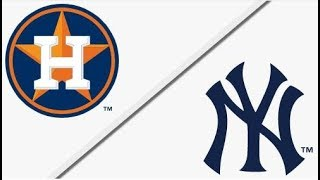 Re Upload | Astros vs New York Yankees | ALCS Game 4 Full Game Highlights