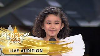 Keren Banget Bilqis Jago Nyanyi Pakai Bahasa Turki Live Audition Rising Star Indonesia Dangdut MP3