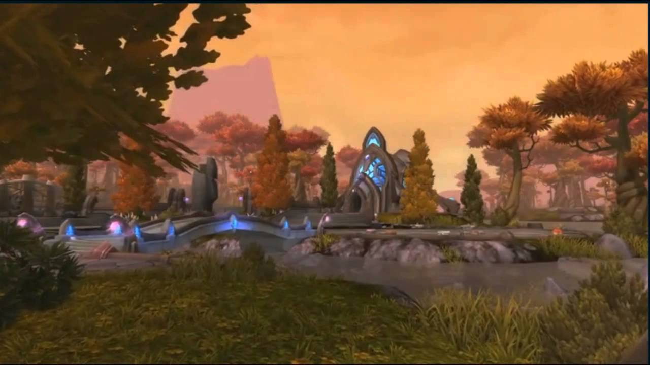 World Of Warcraft Wallpaper Hd Blizzcon 2013 Talador New Zone Preview Wow Warlords Of